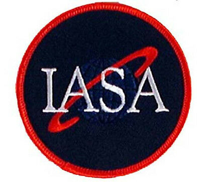 "Farscape TV Series IASA  Logo Embroidered 3.5""  Patch (FSPA-002)"