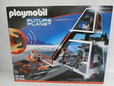 **NEU** PLAYMOBIL® 5153 Darksters Tower Station FUTURE PLANET **OVP**