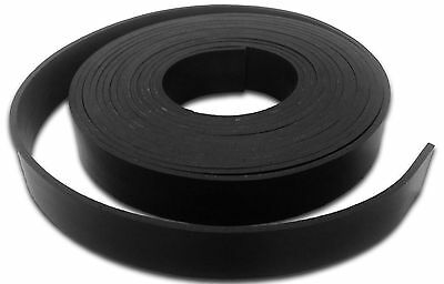 Solid Neoprene Rubber Strip Various Sizes / Strips Available