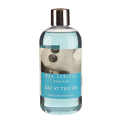 Wax Lyrical Timeless Day At The Spa Diffuser Refill Oil 250ml BRAND NEW