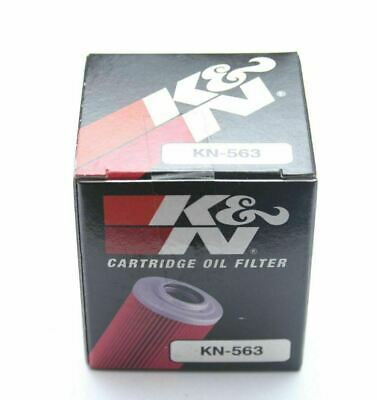 Derbi GPR 125 4T Oil Filter K&N 563 2009-12