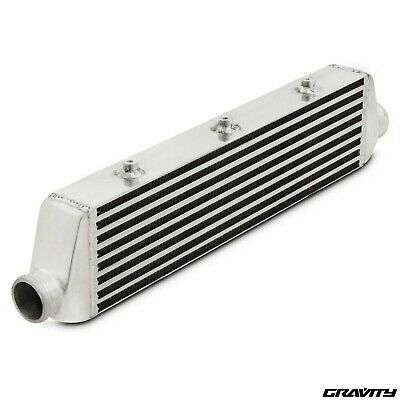 "2.25"" 57mm ALUMINIUM DIY CUSTOM TURBO 550x140x65mm FRONT MOUNT INTERCOOLER FMIC"