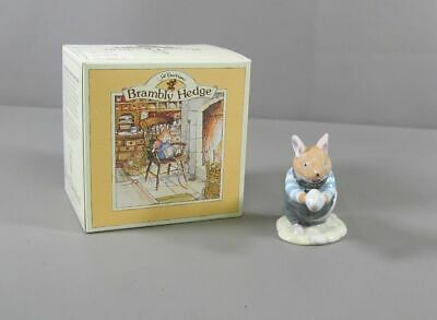 Royal Doulton Brambly Hedge TEASEL Figurine with Box