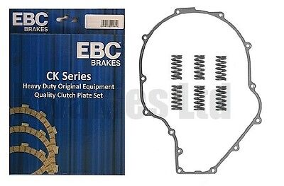 Kawasaki ZZR1200 C1H / C2H 2002-2004 EBC Clutch Plates, Springs & Cover Gasket
