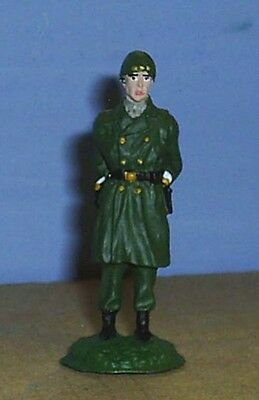 TOY SOLDIERS METAL AMERICAN WORLD WAR 2  WWII US GENERAL PATTON 54MM