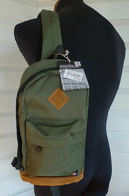 Dickies - One Strap Backpack - Day Pack - Mountain Green - NWT