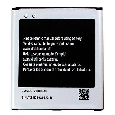 New B600BC 2600mAh 3.8V Li-ion Battery For Samsung Galaxy S IV S 4 i9500 I9505