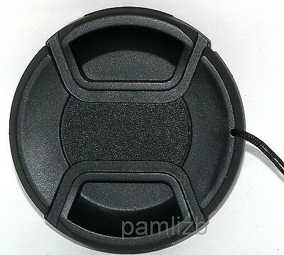 LC-62 center pinch cap for Camera lens with  62mm filter thread ,