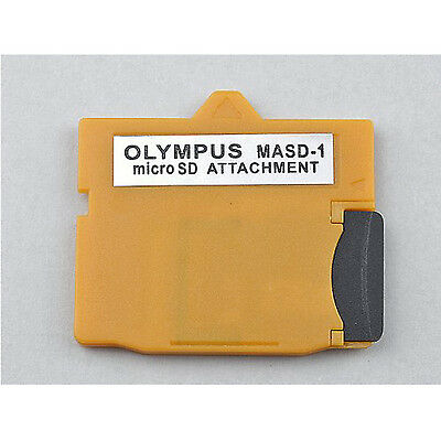 MASD-1 Micro SD TF T-Flash auf XD Picture Card Adapter Kartenadapter Olympus
