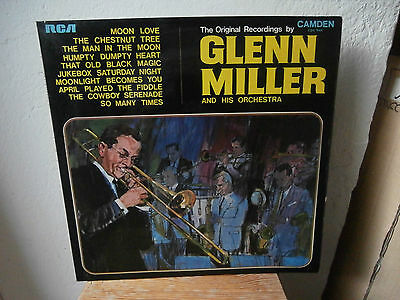 Glenn Miller(Vinyl LP)The Original Recordings By-RCA-CDS1040-UK- 1969