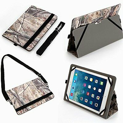 """10"""" and 10.1"""" ONLY UNIVERSAL PU LEATHER PROTECTOR CASE COVER STAND FOR TABLET PC"""