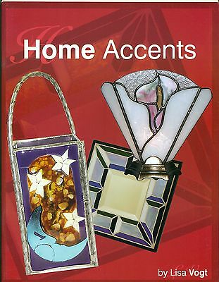 Home Accents Stained Glass Pattern Book, Books, Lanterns, Fan Lights,