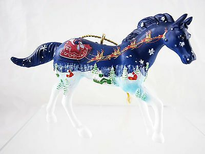 Old Fashioned Christmas Ornament - Holiday 2013 Painted Ponies - Retired - NIB