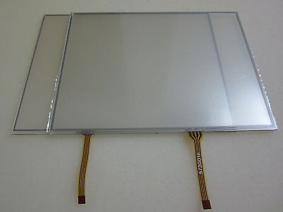 8'' inch 4 wire Resistive  Touch screen digitizer panel 173mm x 133mm GPS PC