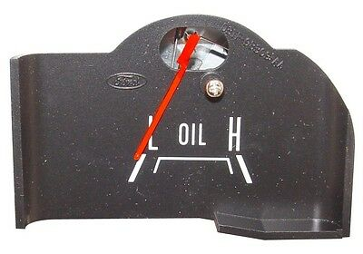 1973 1974 1975 1976 & early 1977 FORD TRUCK OIL GAUGE NEW D3TZ-9273-A