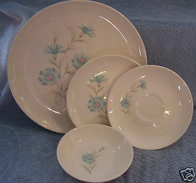 Taylor Smith Boutonniere-3-Dinner-2-Saucer-1-Salad-Bowl