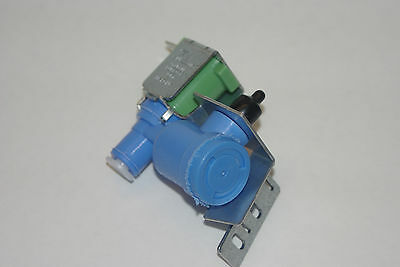 Fits GE Hotpoint Refrigerator Single Solenoid Ice Maker Water Valve & water line