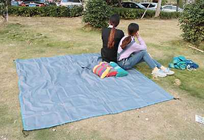 Waterproof Outdoor Beach Camping Large Eco Picnic Mat Rug Blanket Awning Shelter