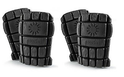 SCRUFFS KNEEPAD TWINPACK Hardwearing Workwear for Pro, Worker and Trade Trousers
