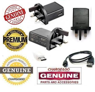 Amazon Kindle Fire HD 7 8.9'' Genuine Original CE Mains Charger Micro Cable Wire