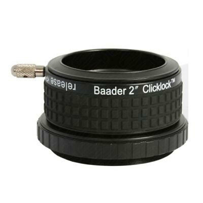 "Baader 2"" Clicklock Clamp for Takahashi Sky90 M64 Thread CLSKY90-2 2956264"