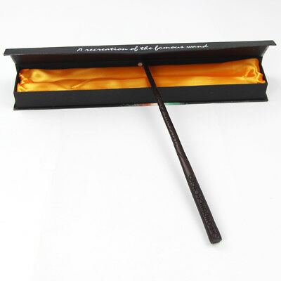 New Hot Young Sirius Black PVC Resin 36cm Magic Wand Magic Stick in Gift Box
