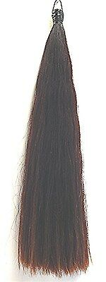 """*2# Dark Sorrel Horse Tail Extension 34-36"""" NEW by KATHYS TAILS Free Ship & Bag"""