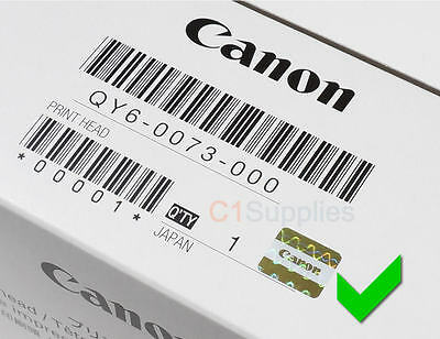 Original Canon Druckkopf QY6-0073-000 New Printhead MP540 MP550 MP620 MX870