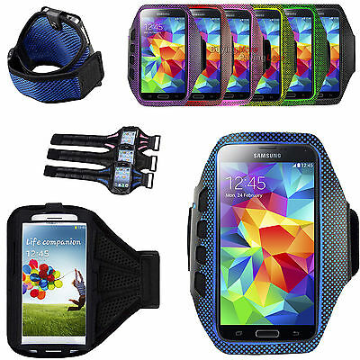 Running Armband Case Sports Gym Jogging Cover For Samsung Galaxy 2/3/4/5/6 Note