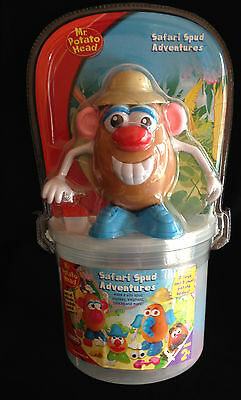 Mr Potato Head - Safari Spud Adventures Bucket - **limited Edition**