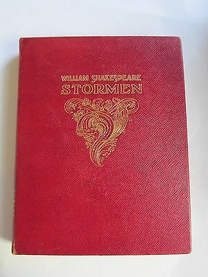 STORMEN - Shakespeare, William. Illus. by Dulac, Edmund