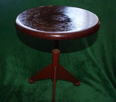 Antique Vintage  Piano Stool Music Russia Ussr