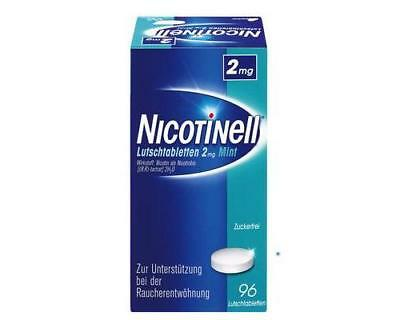 NICOTINELL Lutschtabletten 2 mg Mint 96St PZN: 7006454