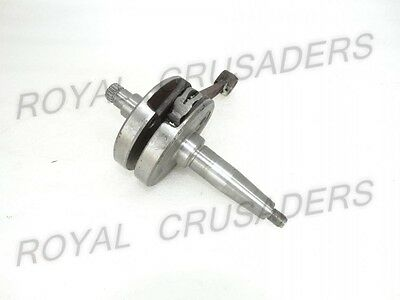 New Genuine Lambretta Gp 150 Crankshaft