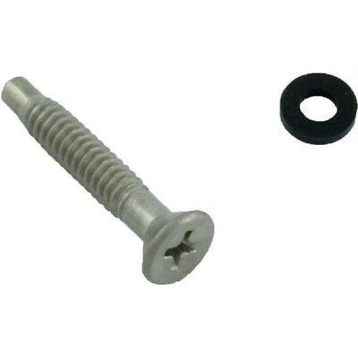 Pentair 619355 Pilot Screw with Captive Gum Washer Replacement Pool or Spa Light