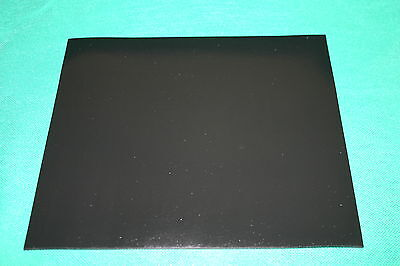 Oil Resistant Nitrile Rubber Sheet (Various thicknesses and sizes)