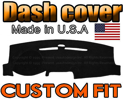 fits 2013-2018   FORD  FUSION  DASH COVER MAT DASHBOARD  PAD /  BLACK