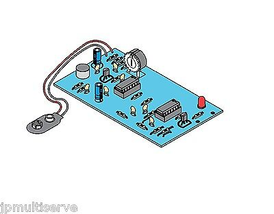 Sound Activated Switch Soldering Kit Elenco K-36