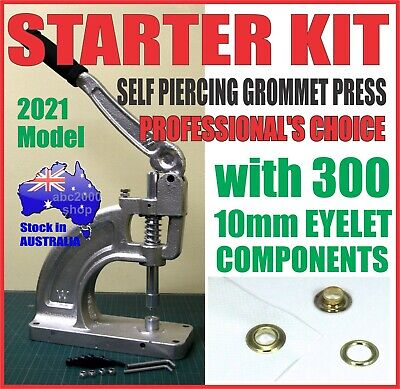 New Grommet Punch Eyelet Punching Press Machine