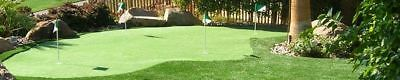 Artificial Grass for Golf Putting Green or Lawn 4m x 3m