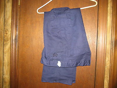 Cub Scout Ladies Pants Waist 28,        eb04 #10