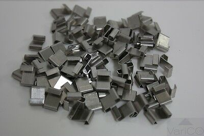 Z Overlap Glazing Clips For Greenhouse Glass **FREE DELIVERY**