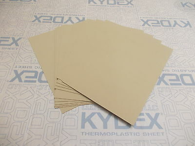 11 Pack 2 mm A4 KYDEX T Sheet 297 mm x 210 mm Coyote Brown,Holster-Sheath
