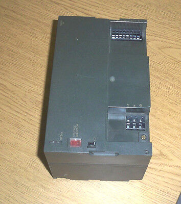 Siemens Simatic S7  6Es7 307-1Ka00-0Aa0  Power Supply Module 6Es73071Ka000Aa0
