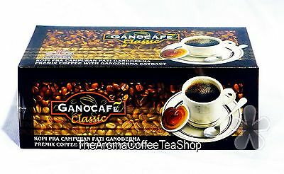 20 Boxes Gano Cafe Classic Coffee Gano Excel Ganoderma +Free Expedited Shipping@
