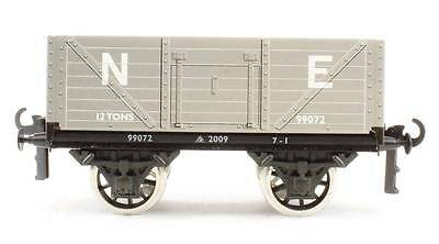 O Scale Bassett-Lowke Tinplate 7 Plank Coal Wagon N.E New & Boxed BL99072 (BL01)