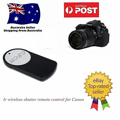 RC-6 Wireless Remote Control For Canon Digital Camera 700D 60D 500D 5D  AU STOCK
