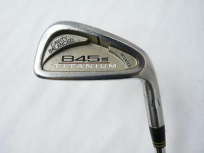 Tommy Armour Golf 845s Titanium 5-Iron Steel Regular Right Hand
