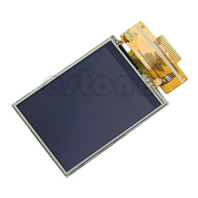"""2.4"""" 240x320 SPI Serial TFT Color LCD Module Display+ILI9341 Touch Panel Screen"""