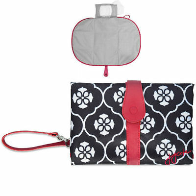 Baby Nappy/Diaper Changing/Change Clutch/Mat/Foldable Pad/Handbag/Wallet/Style